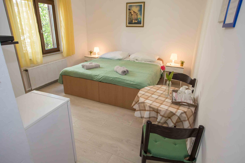 Camera con bagno privato | Appartamenti a Porec Lidia